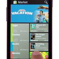 El Android Market comienza a ofrecer películas y libros