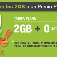 HitsMobile quiere dar guerra también en las tarifas de más datos: dos gigas por 9.90 euros