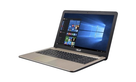 ASUS X540LA-XX691T, un portátil básico, con procesador i3 y SSD, que en eBay tenemos ahora por 389 euros