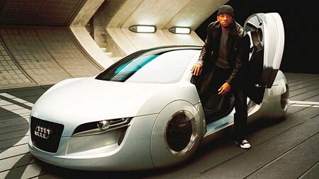 Audi RSQ, el primer coche diseñado por Audi para una película, de 'Yo, Robot'