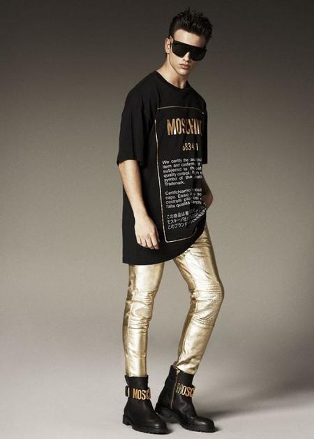 Moschino: El art-pop y lo ochentas como inspiración de su colección de invierno