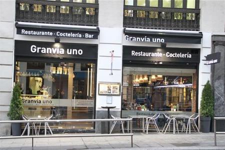 Granvía uno, un concept bar al estilo Manhattan en el corazón de Madrid