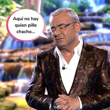 Jorge Javier Vázquez desvela el motivo por el que se ha tenido que borrar su cuenta de Grindr (y es por culpa de Rocío Carrasco)