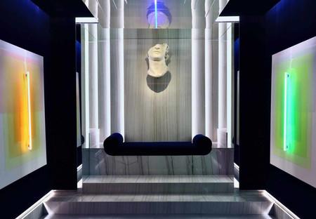 Pared White Macaubas De Sensa By Cosentino Garna Studio Casa Decor Madrid 2020 Blog