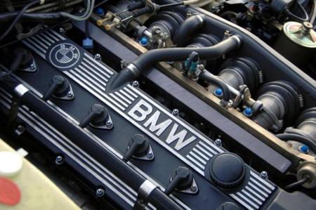 BMW 745i SA motor