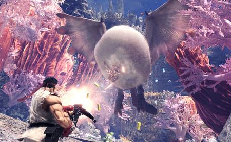 Monster Hunter World: te contamos cómo desbloquear a Ryu de Street Fighter