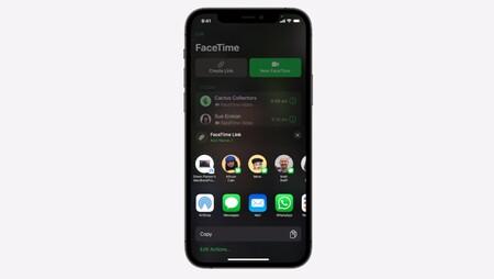 Facetime Links