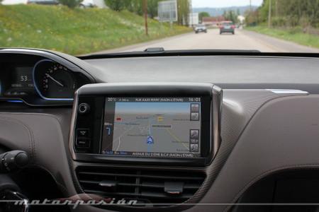 Peugeot 2008 GPS