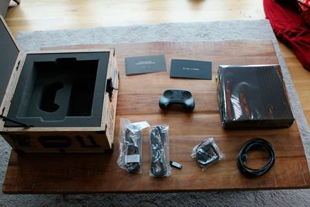"""Los prototipos de Steam Machine empiezan a llegar, aquí tenéis el primer """"unboxing"""""""