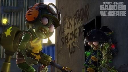 Fecha de lanzamiento en PC de Plants vs Zombies: Garden Warfare