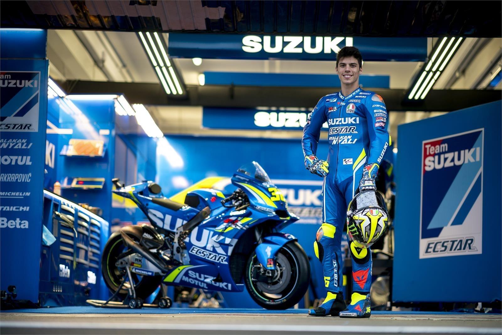 Foto de Test MotoGP Valencia 2019 (4/21)