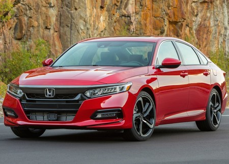 Honda Accord 2018 Mexico 5