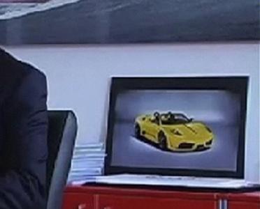 La primera imagen del Ferrari F430 Scuderia Spider, ¿descuido o marketing viral?