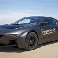 El prototipo del BMW i8 Hydrogen Fuel Cell es lo más parecido al coche del futuro Mad Max