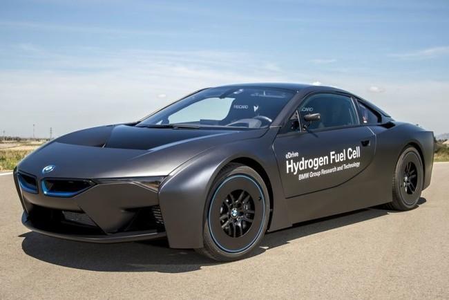 Bmw I8 Hydrogen Fuel Cell