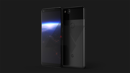 Así sería el tamaño del Pixel XL 2 frente al primer modelo, según filtraciones
