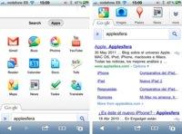 Google estrena página de búsqueda en dispositivos móviles