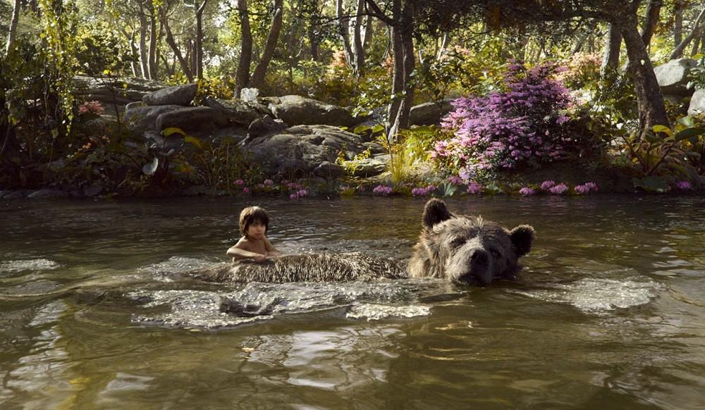 Mowgli Y Baloo El Libro De La Selva 2016