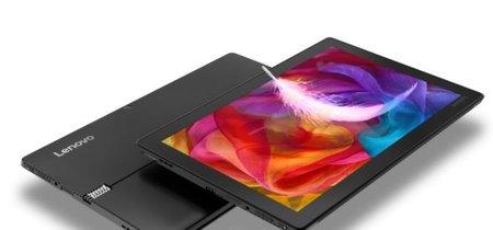 Este es el nuevo convertible de Lenovo que llega para ponerle las cosas más difíciles a la Surface Pro