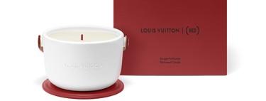 Así es la vela de lujo de Louis Vuitton para apoyar la lucha contra el SIDA