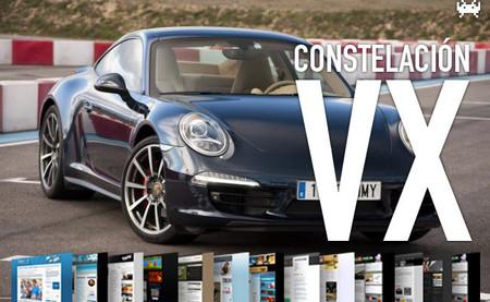 Samsung Galaxy S4 en España y el Porsche 911 Carrera 4S. Constelación VX (CXXXVIII)