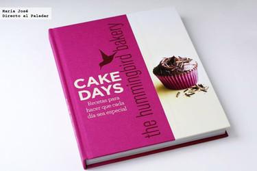 Cake days, recetas para hacer que cada día sea especial. Libro de recetas