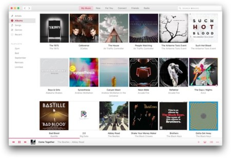 Apple Music Mac 7