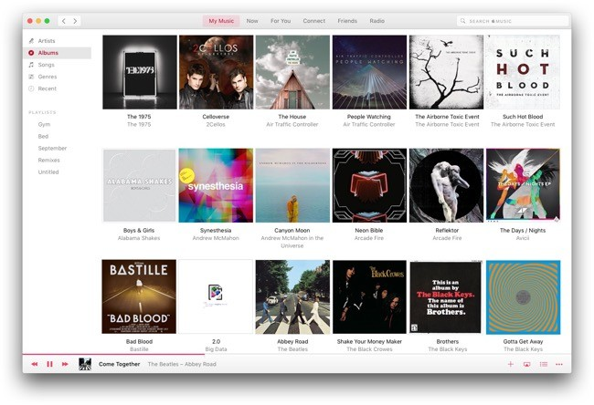 Apple Music Mac 7