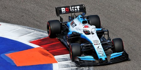 Russell Rusia F1 2019