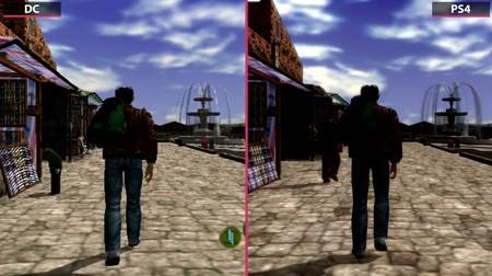 La versión original de Shenmue I & II y su remasterización cara a cara en dos vídeos comparativos