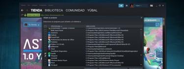 Cómo añadir aplicaciones o juegos de terceros a Steam