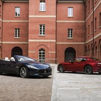 Maserati dirá adiós al GranTurismo y GranCabrio este mismo año