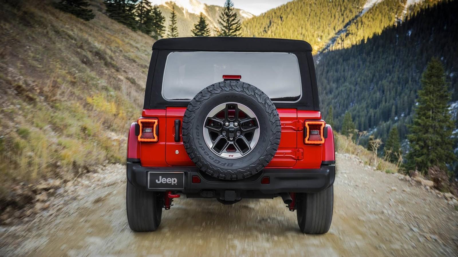Foto de Jeep Wrangler 2018 (15/51)