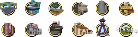 Springfield Iconos