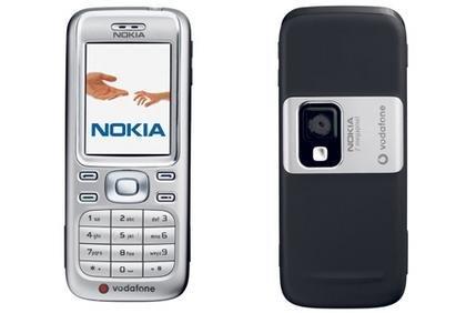 Nokia 6234, Vodafone lo trae a Europa