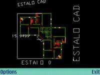Estalo CAD, visor DWG y DXF en Symbian