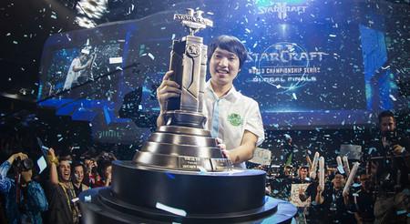 La inteligencia artificial AlphaStar de DeepMind es capaz de vencer al 99,8% de los jugadores humanos de StarCraft II