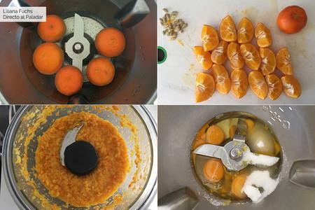 Bizcocho Mandarina Magimix Pasos1
