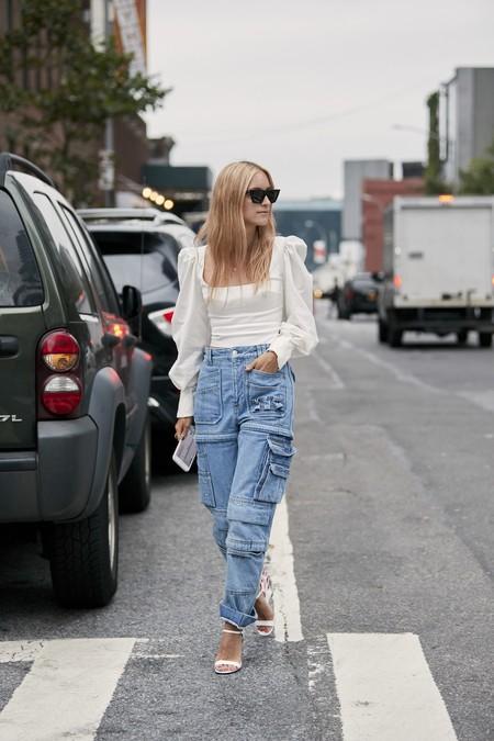 Pantalon Cargo Mujer 3