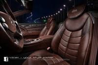 Vilner redecora el Mercedes-Benz SL