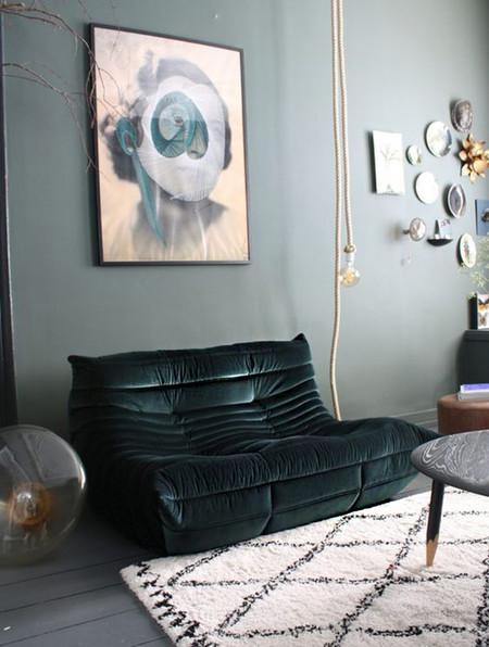 Sofa Verde 3