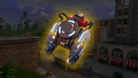 El jetpack podría llegará a Fortnite con un nuevo modo de juego basado en las escopetas
