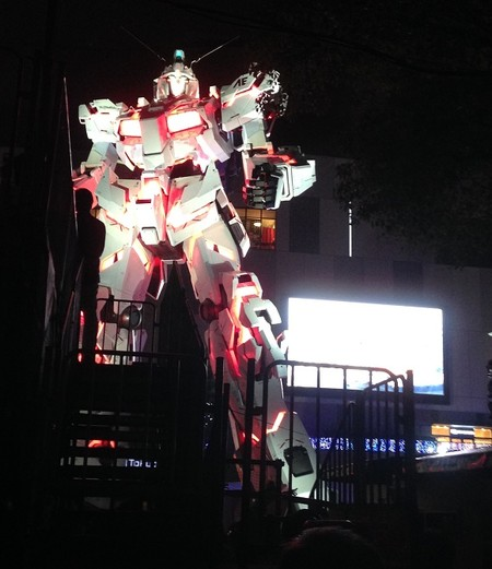 Unicorn Gundam Japon 17