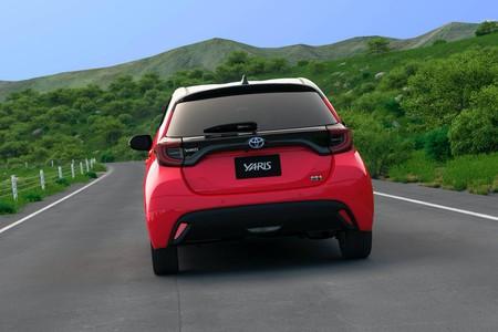 Toyota Yaris 2020 Jp 8