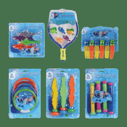 Juegos de buceo
