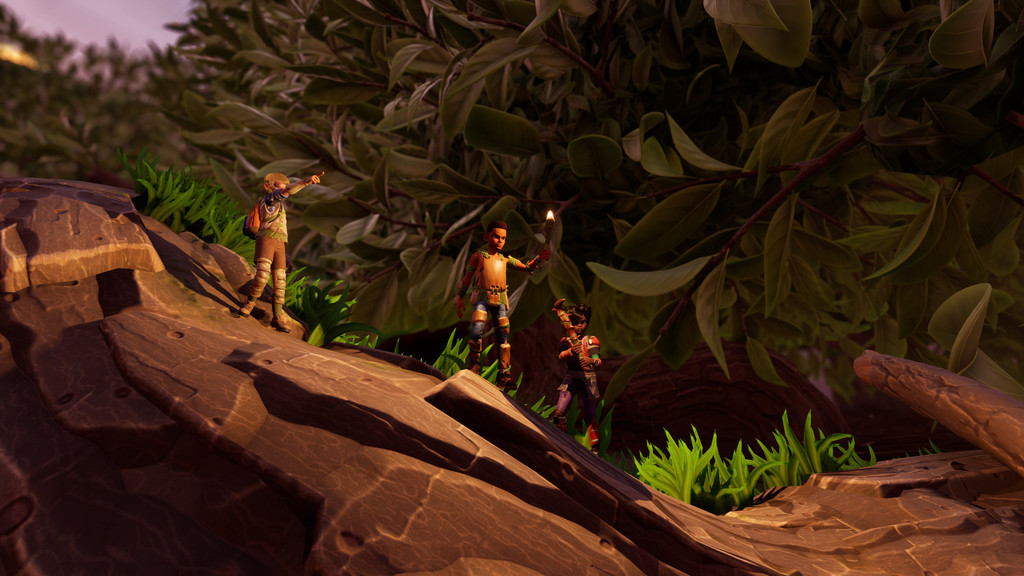 Han encontrado un laboratorio secreto en Grounded, y es el mejor ejemplo de lo mucho que promete el juego de Obsidian