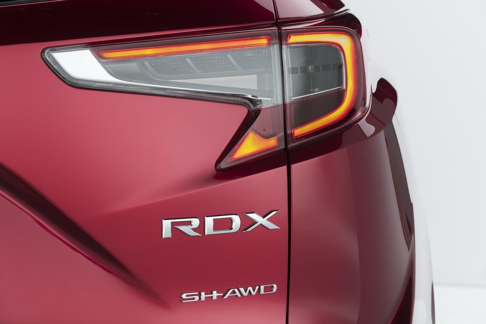 Foto de Acura RDX Prototype (20/23)