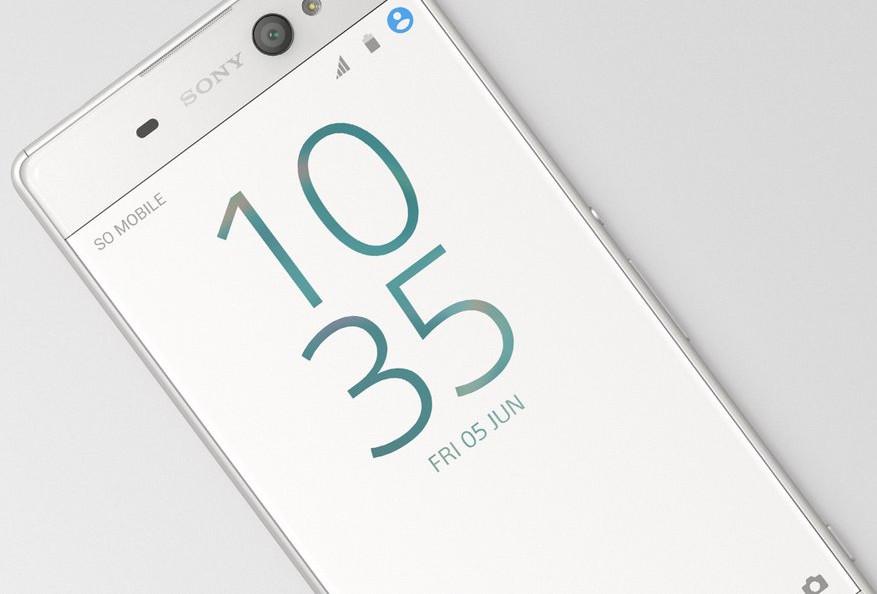 Sony Xperia™ Xa Ultra 1