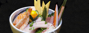Chirashi sushi, el plato japonés precursor del poke