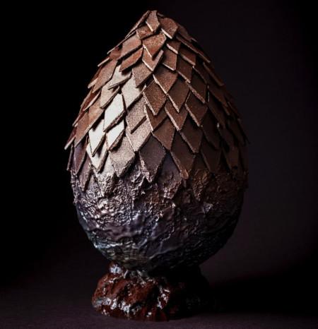Juego de Tronos. Huevo de Dragón